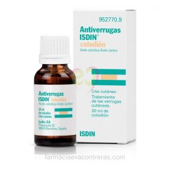 Antiverrugas-Isdin