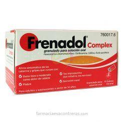 Frenadol-Complex