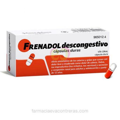 Frenadol-Descongestivo