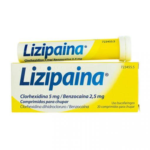 Lizipaina-20-Comprimidos