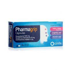 Pharmagrip-Capsulas