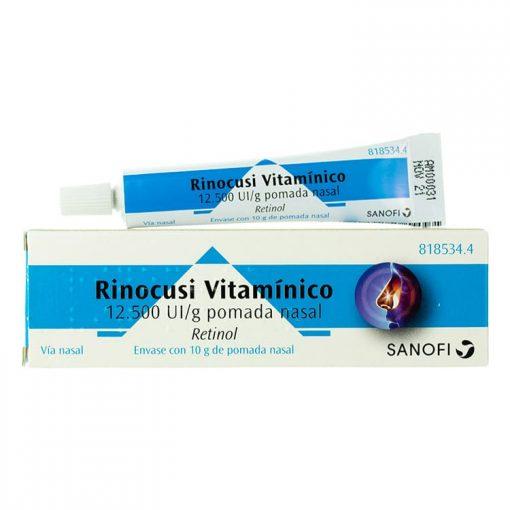 Rinocusi-Vitaminico-Pomada