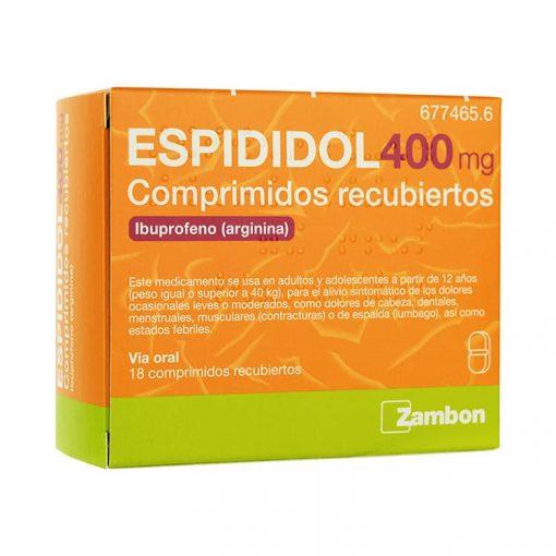 Espidiol-18-Comprimidos