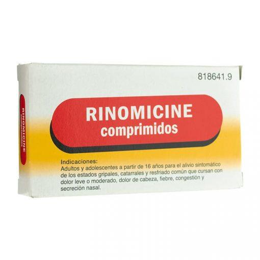 Rinomicine-Comprimidos