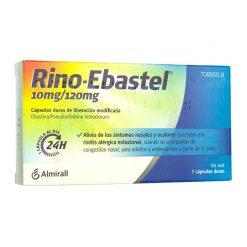 Rino Ebastel 7 Capsulas