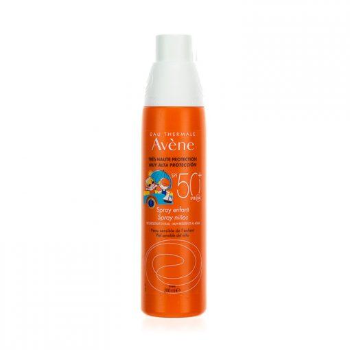 Avene-Spray-Solar-Ninos-SPF-50