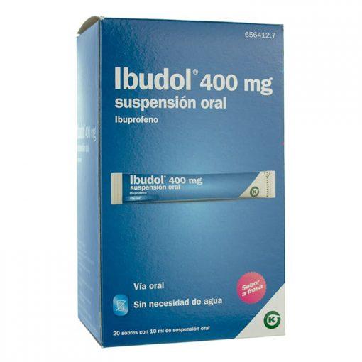 Ibudol 400 20 Sobres