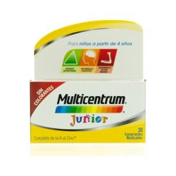 Multicentrum-Junior-30-Comprimidos