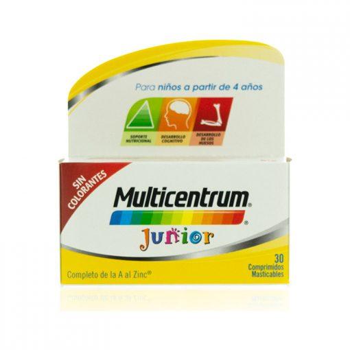 Multicentrum-Junior-30-Comprimidos