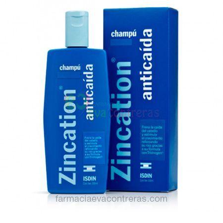 Zincation-Anticaida