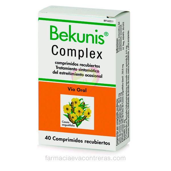Bekunis complex para adelgazar