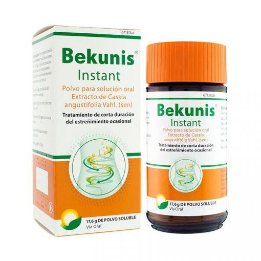 Bekunis-Instant-Polvo