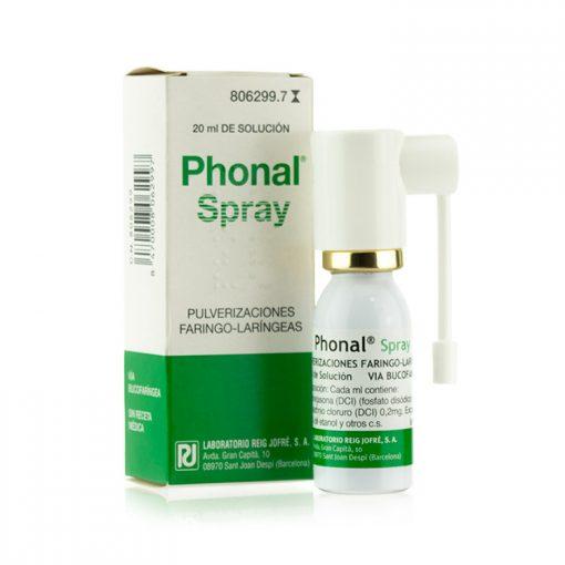 Phonal-Spray