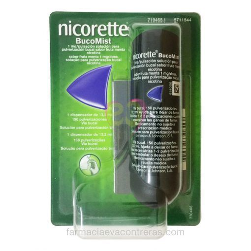 Nicorette-Bucomist-Sabor-Fruta-Menta
