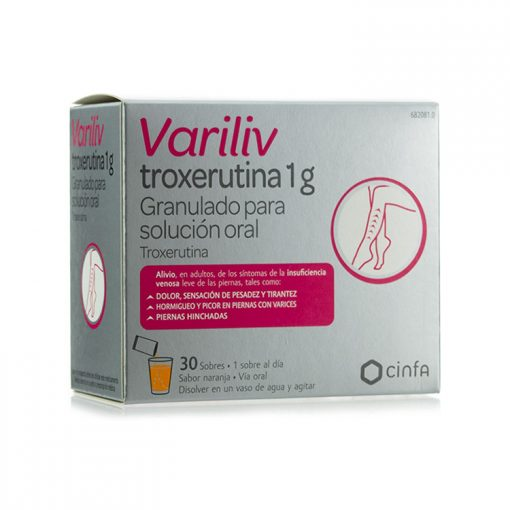Variliv-Troxerutina