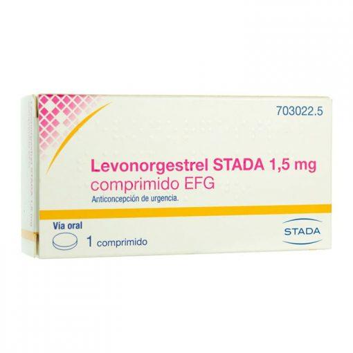 Levonorgestrel Stada 1 Comprimido