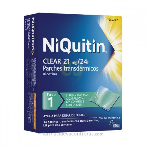 NiQuitin-Clear-21-mg-14-Parches