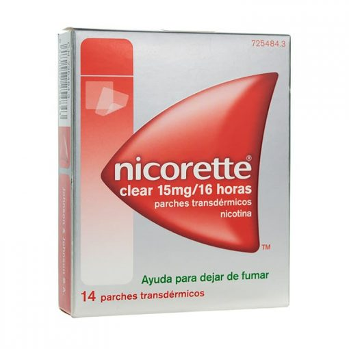 Nicorette-Clear-15-mg-16-horas-14-parches