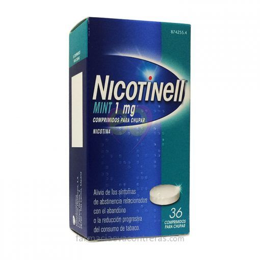 Nicotinell-Mint-1-mg-36-comprimidos