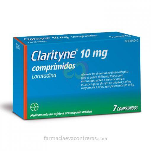 Clarityne-10-mg-7-Comprimidos