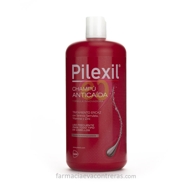 pilexil champu anticaida 900