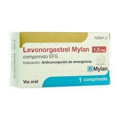 Levonorgestrel Mylan 1 Comprimido