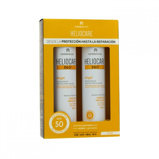 Heliocare-360-Airgel-50-Duplo