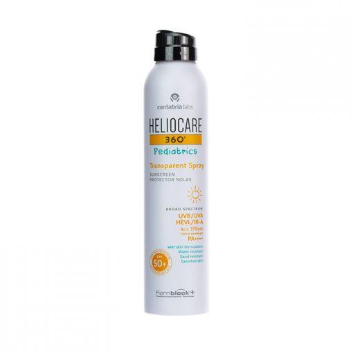 Heliocare-360-Pediatrics-Spray-Transparente