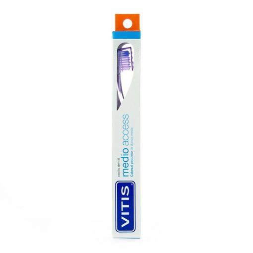 Vitis-Cepillo-Dental-Medio-Access