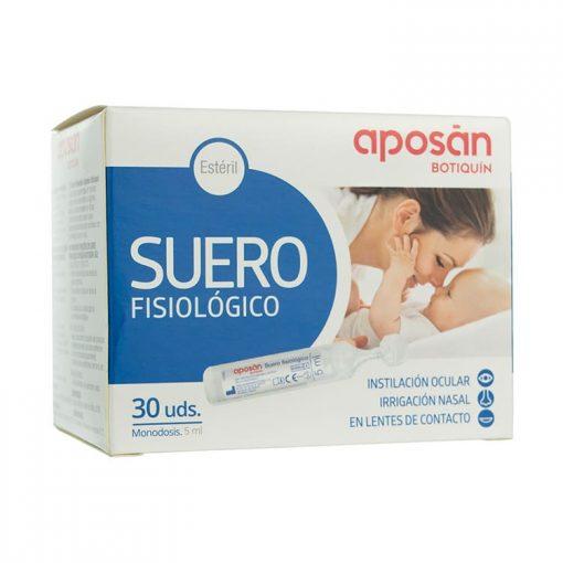 Aposan Suero Fisiologico 30 Monodosis