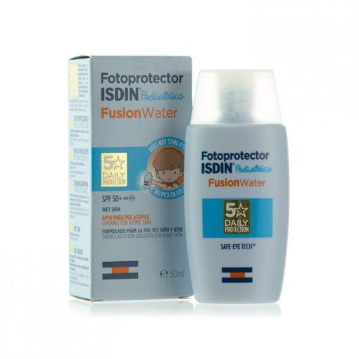 Isdin-Fotoprotector-Pediatrics-Fusion-Water