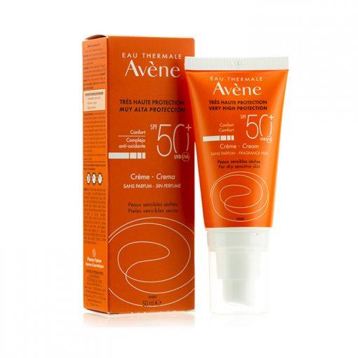 Avene-Crema-SPF-50-Sin-Perfume