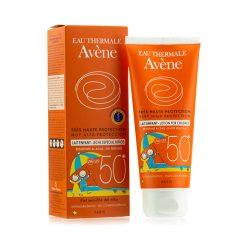Avene-Leche-SPF-50-Ninos