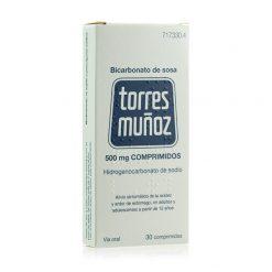 Torres-Munoz-Bicarbonato-Comprimidos