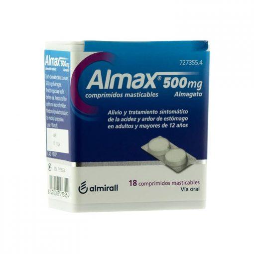 Almax-500-mg-18-Comprimidos