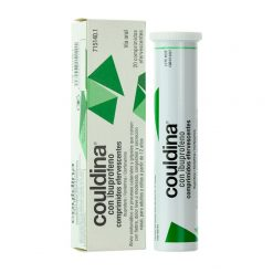 Couldina Ibuprofeno 20 Comprimidos Efervescentes