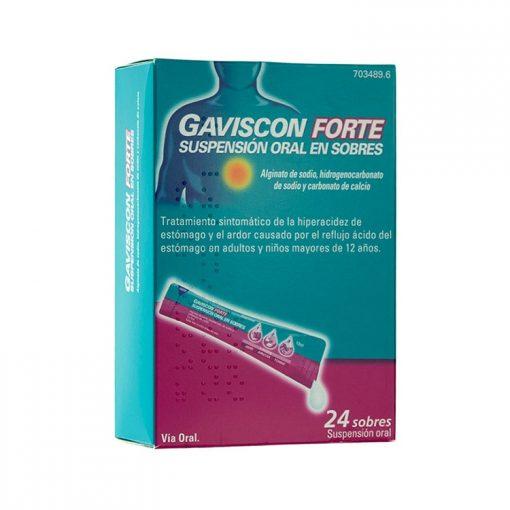Gaviscon Forte 24 Sobres