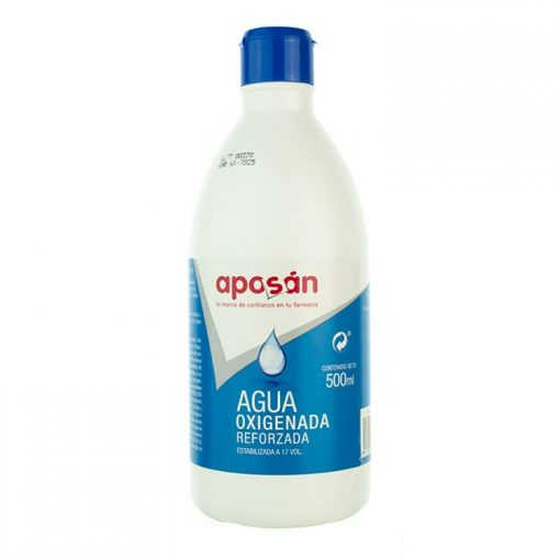 Aposan Agua Oxigenada Reforzada 500 ml