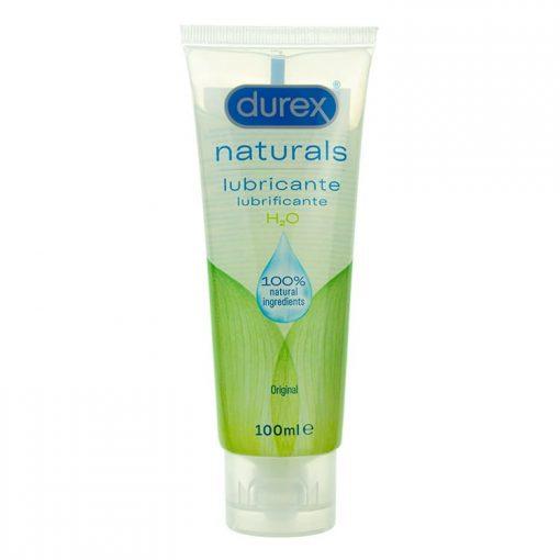 Durex Naturals Intimate Gel Lubricante 100 ml