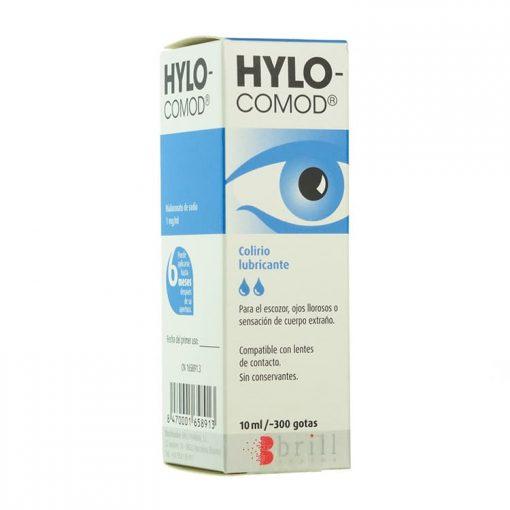 Hylo Comod Colirio Lubricante