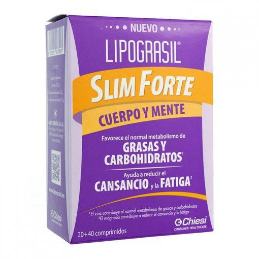 Lipograsil Slim Forte Cuerpo y Mente