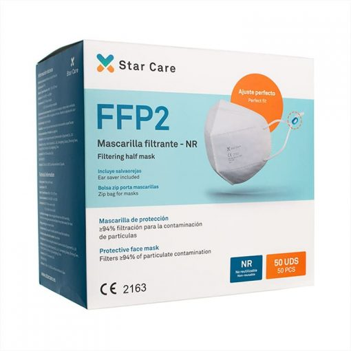 Star-Care-FFP2-Mascarillas-50-Unidades