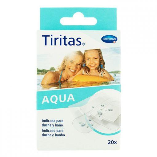 Tiritas-Aqua-20-uds