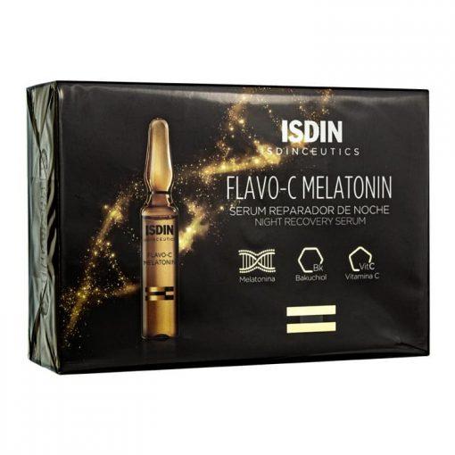 isdinceutics-flavoc-melatonin-serum-noche-30-ampollas-186480