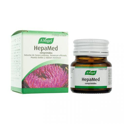 Hepamed-Comprimidos