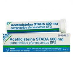 Acetilcisteina-Stada-600-mg-20-Comprimidos