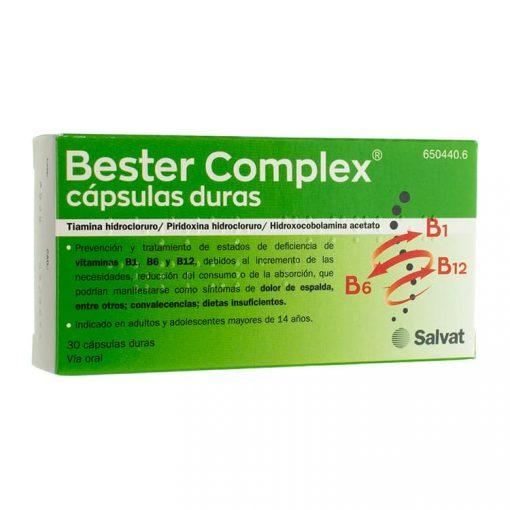 Bester-Complex-30-Capsulas