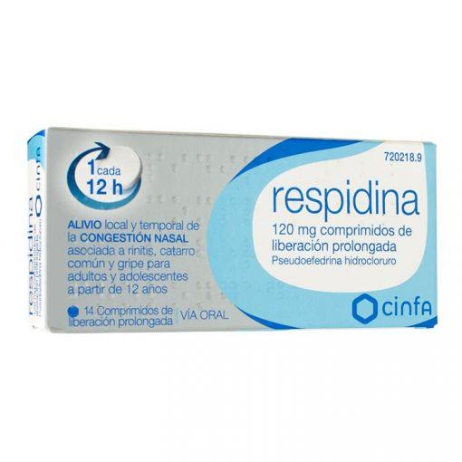 Respidina-14-Comprimidos