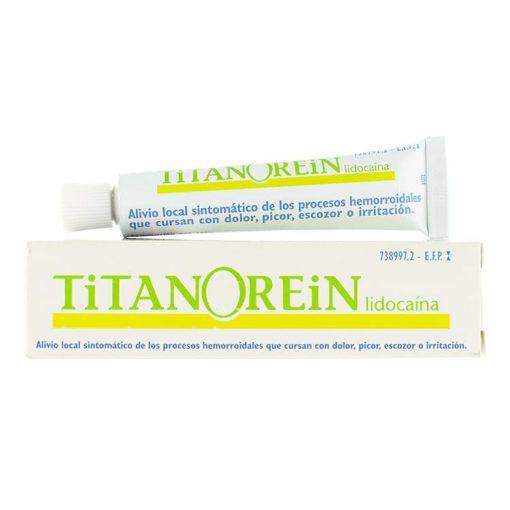 Titanorein-Lidocaina