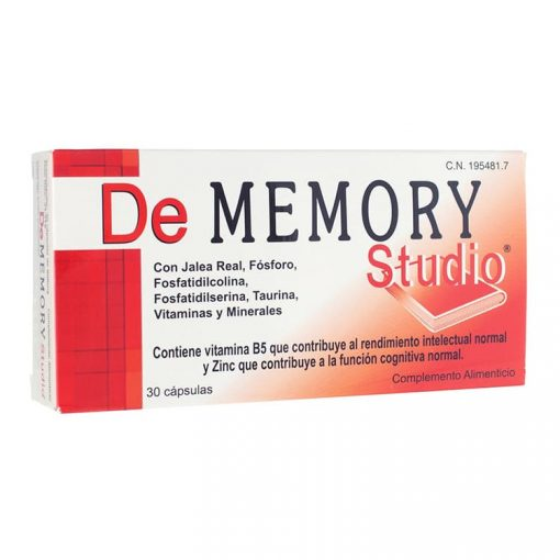 DeMemory-Studio